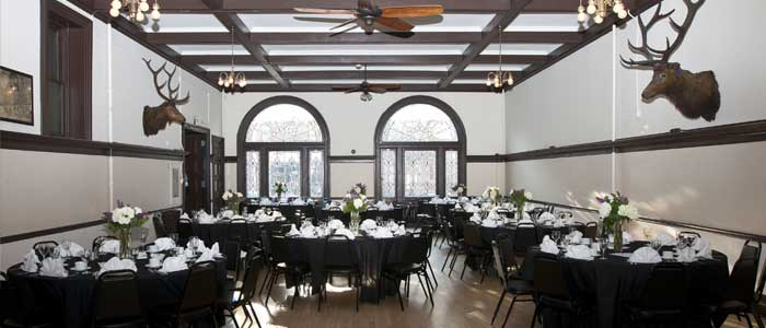 Hoboken Elks Main Ballroom Events